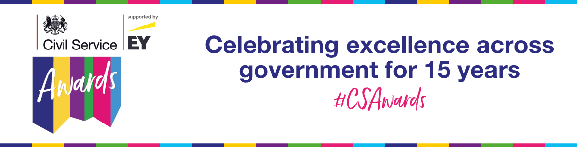 Civil Service Awards – Celebrating excellence across government for 15 years #CSAwards