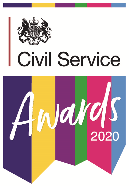 Civil Service Awards 2020 | Prestigious cross-government programme to recognise the wealth of inspirational individuals