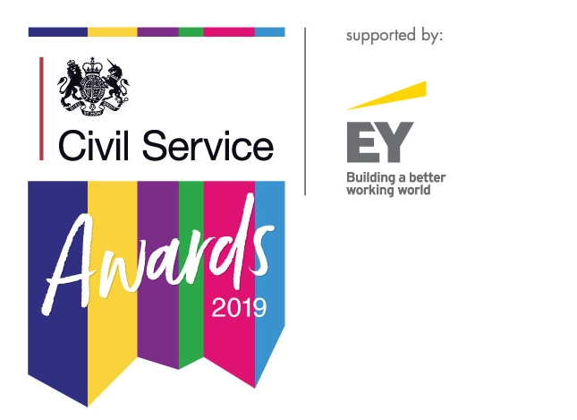 Civil Service Awards 2019 | Prestigious cross-government programme to recognise the wealth of inspirational individuals