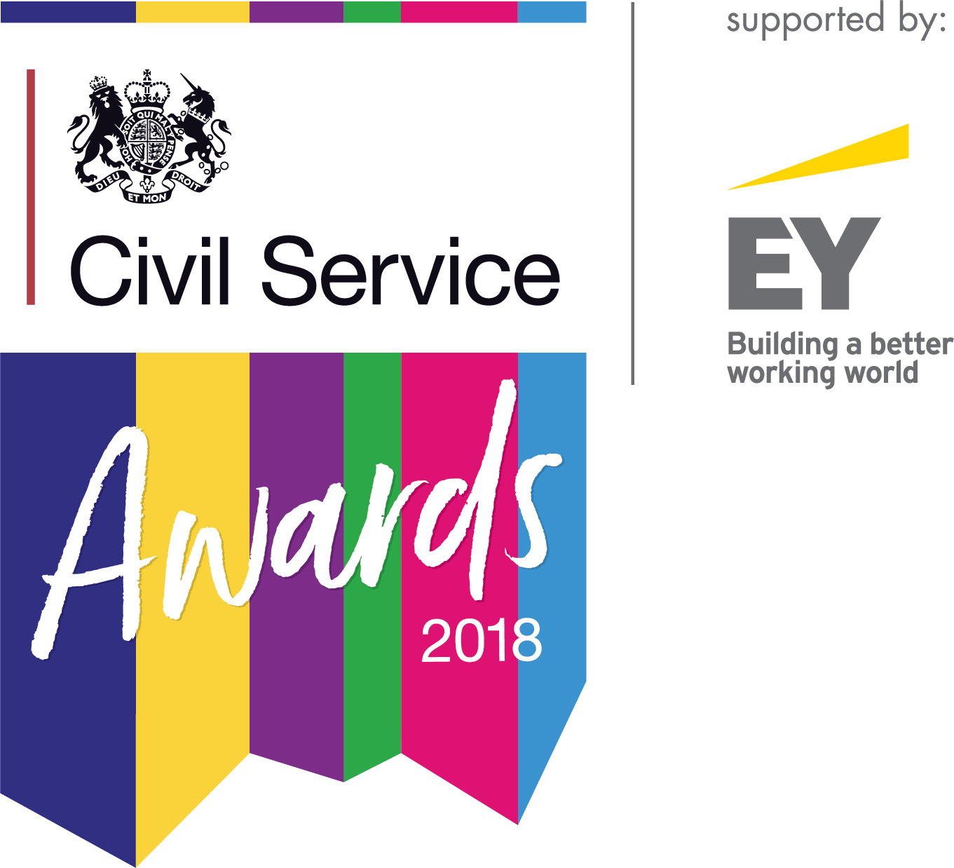 Civil Service Awards 2018 | Prestigious cross-government programme to recognise the wealth of inspirational individuals